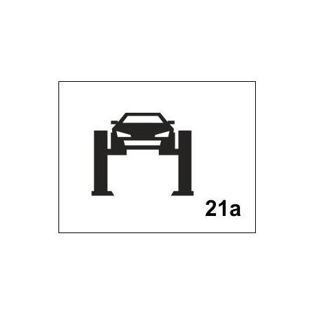 Pískovaná pivní třetinka se jménem a obrázkem auto2