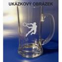 Pivní tuplák se jménem, obrázkem sport 2